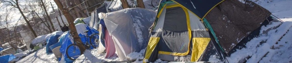 The Homeless Charity & Village – Akron Ohio Tent City and Day Center